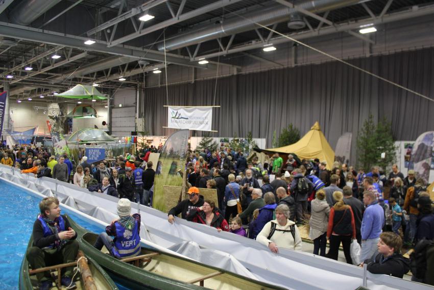 1dc0c031 Barnas Camp Villmark ble en suksess - Norges speiderforbund