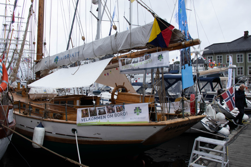 Arendalsuka 2019 Velkommen ombord på Havbraatt Foto Regine Skogmo Grøtte.jpg
